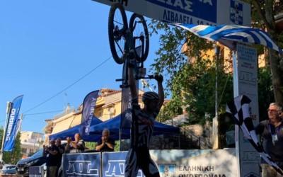 Periklis e Militiadis vincono i nazionali XCO
