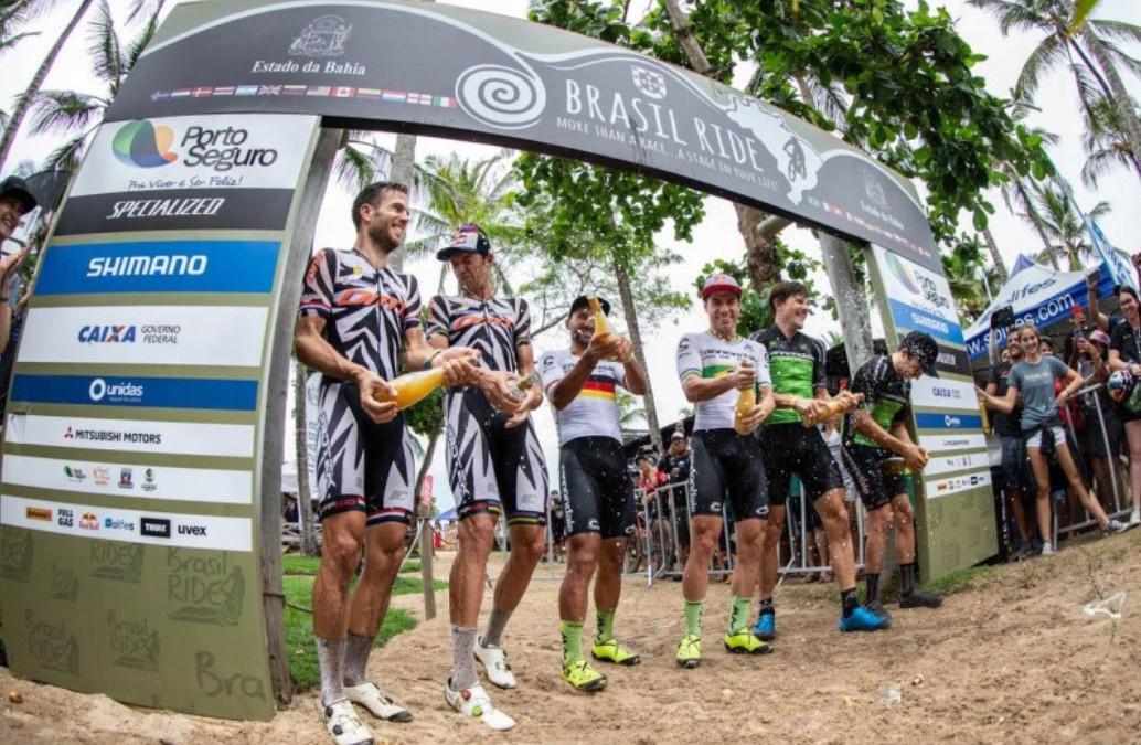Alla conquista del podio del Brasil Ride 2019