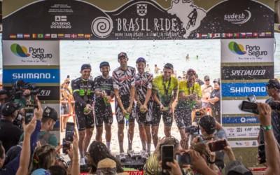 Protek Futura e DMT Racing Team accoppiata vincente: vittoria schiacciante di Ferreira e Becking al Brasil Ride 2019