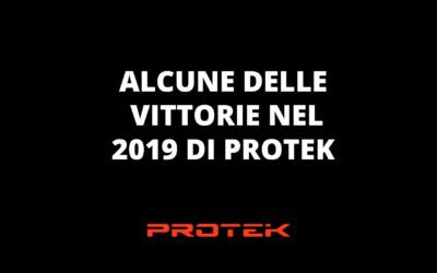 Le mountainbike Protek sempre sul podio. Alcune vittorie del 2019