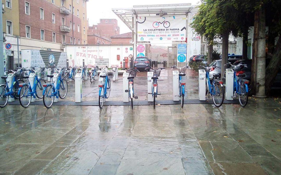 Bike sharing per arrivare ovunque