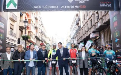 Protek bikes all'Andalucia Bike Race con il DMT Racing Team
